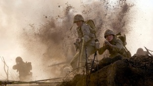 The Pacific 01x08 : Iwo Jima- Seriesaddict